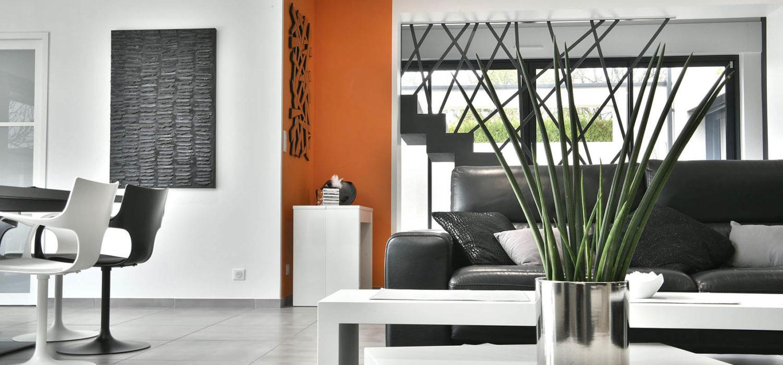 Intérieur contemporain - Architecture intérieure - L\'atelier