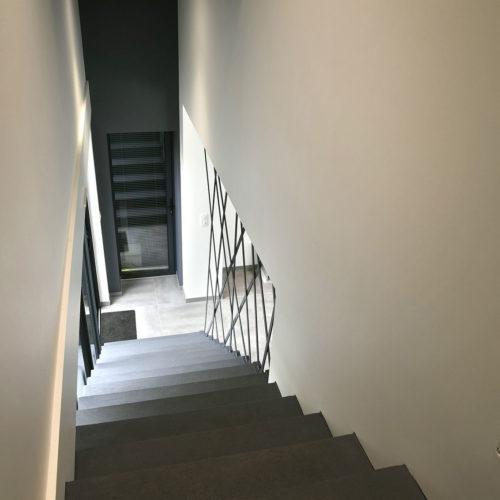 haut escalier filaire