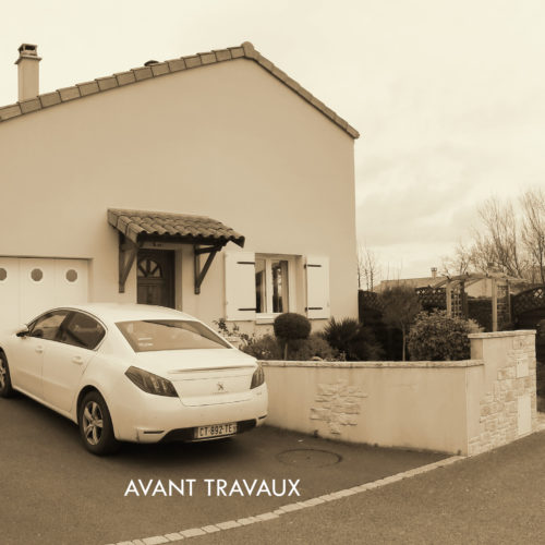 pavillon avant travaux