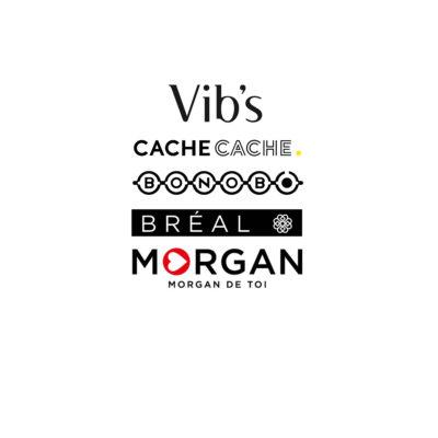 Beaumanoir- Vib's - cache-cache- Bréal- Bonobo- Scottage- Morgan