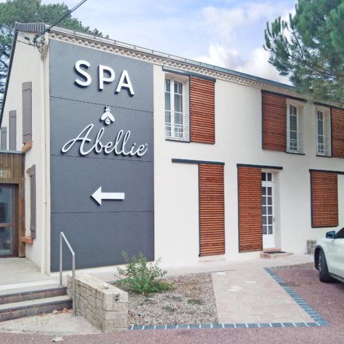SPA Abellie- Famille Mary- façade