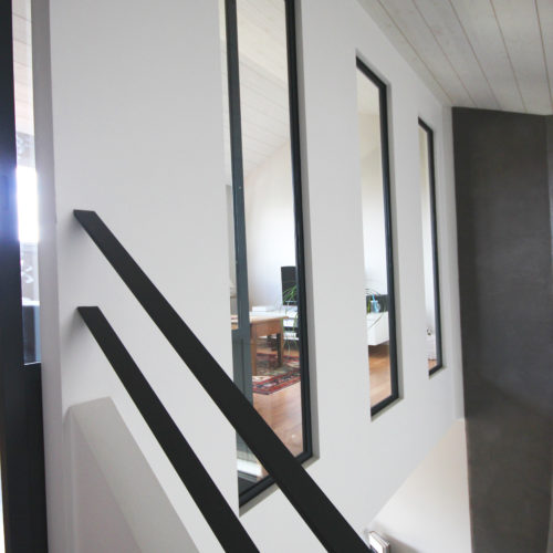 Verrières mezzanine