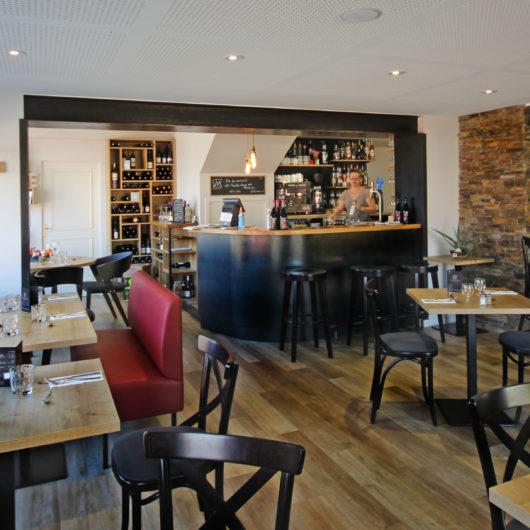 salle réception restaurant convivial