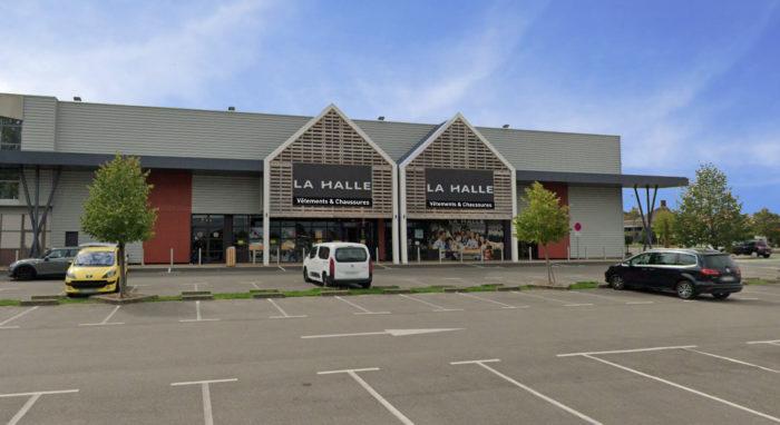 La Halle Beaumanoir magasin